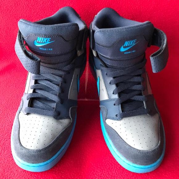 new concept 06f3d 22b25 Nike Mens MOGAN Mid 2 (407360-440). M5a4fed6336b9de768500ac44